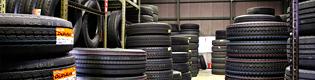 タイヤの保管および管理